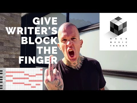 Give Writer's Block the Finger! (Modes & Chord Progressions) | Hack Music Theory