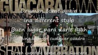 Shalom Vibration - Guacara Town Con Letra.