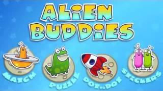 Alien Buddies Kids Educational App - Early Learning Fun for iPhone/iPad