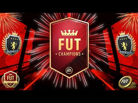 AWESOME ELITE FUT CHAMPS AND DIVISION RIVALS REWARDS FIFA 20