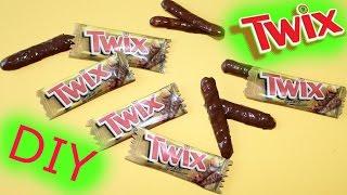 DIY   Twix Candy