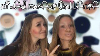 mixed makeup challenge z Idalią + konkurs od garniera