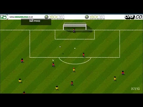 Sensible World of Soccer Gameplay (Xbox One X HD) [1080p60FPS]