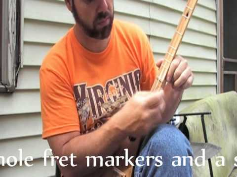 how to make a strumstick