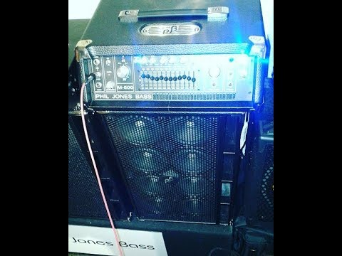 PJB Amps & Cabs at Eastgate Music ~ Xtreme Measures