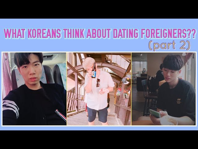 WHAT KOREANS THINK ABOUT DATING FOREIGNERS?! ALASAN COWO KOREA SUKA NINGGALIN? LDR KOREA WASPADA!!!
