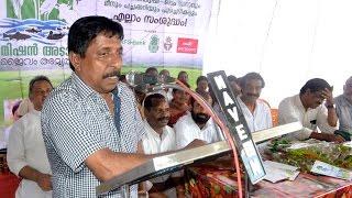 Famous Malayalam actor Sreenivasan humorous talk on his Movie
