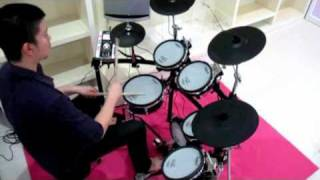30 seconds to mars -The Kill (drum cover by BugYean)
