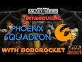 Star Wars Galaxy of Heroes - Introducing Phoenix Squadron | Quality of Life Update Review