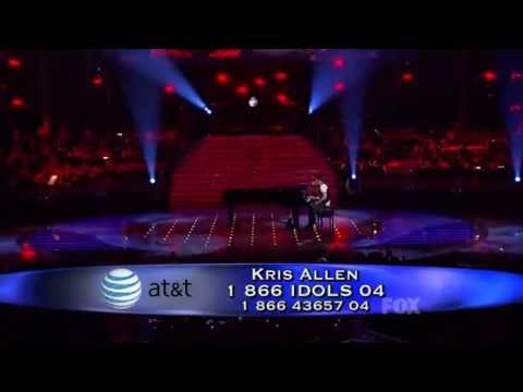 Kris Allen - Ain't No Sunshine (American Idol 8 Top 2) [HQ]