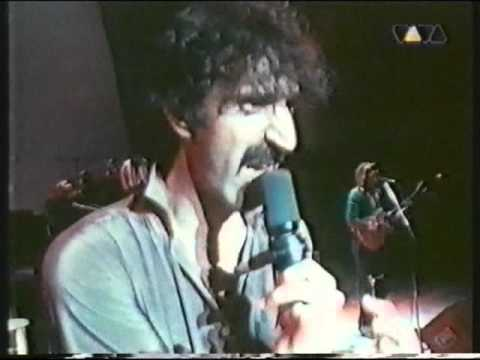 Frank Zappa- Bobby Brown  *Official Video*