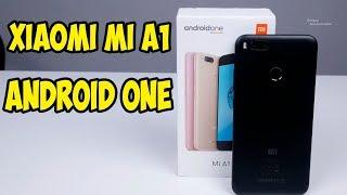 Распаковка и первое впечатление Xiaomi Mi A1  Andoid One, чистый Android