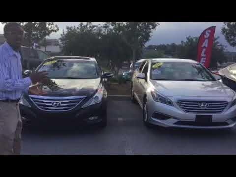 Josie's 2013 Hyundai Sonata @ Tameron Hyundai in Hoover - YouTube