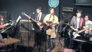 [Live Highlights ロニー隊] Horse To The Water / Cockamamie Business - George Harrison cover @Sokehs Rock