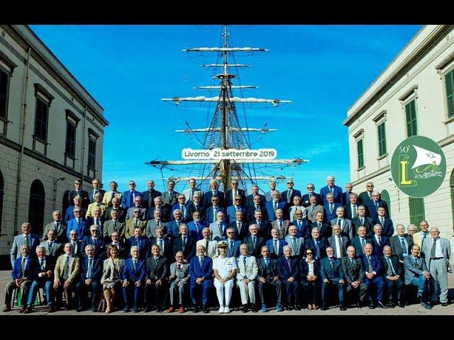 A 50 anni dall' ingresso in Accademia Navale di Livorno del Corso Llevantades (20-21set2019)