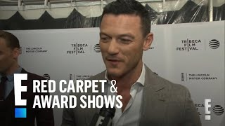 "Luke Evans Talks Live-Action ""Beauty and the Beast"" 