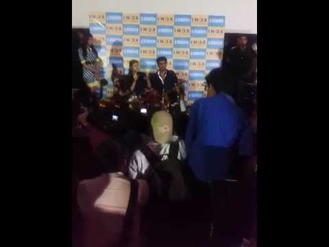 Alia Bhatt, Arjun Kapoor promotion of 2 states in Indore