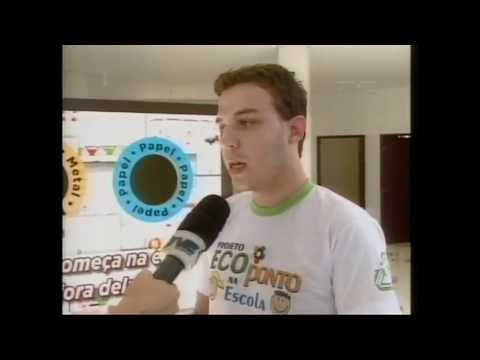 Projeto ECOPONTO NA ESCOLA - Instituto IDAHRA