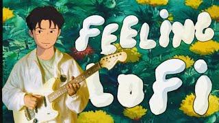 boy pablo - feeling lonely, but it's lofi