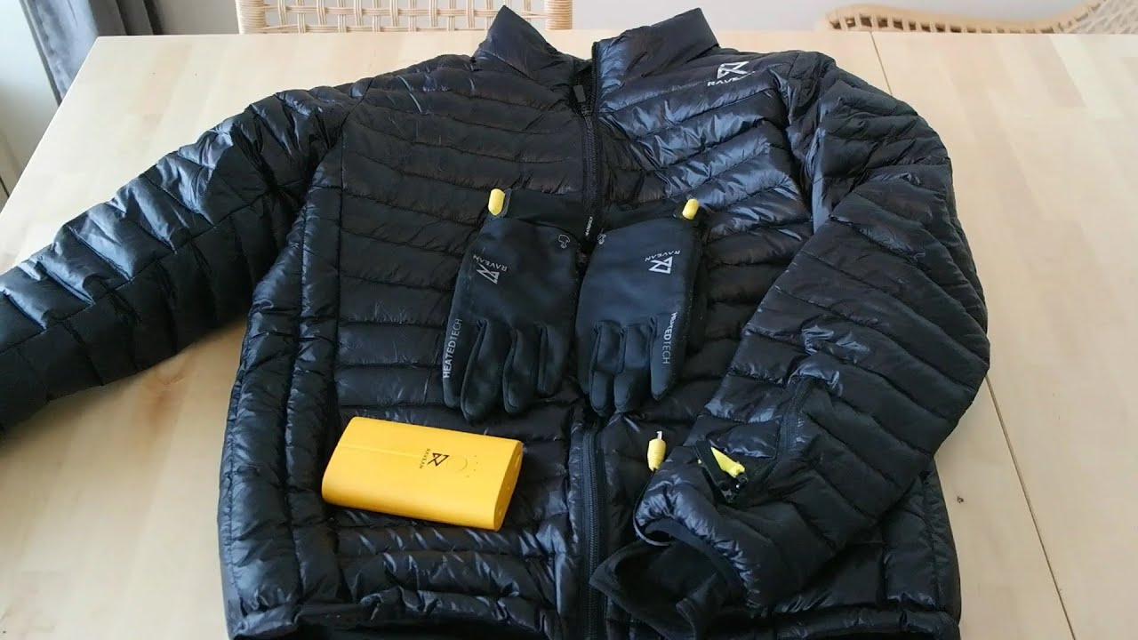 Heated Vest Canada Ravean Heated Jacket Review