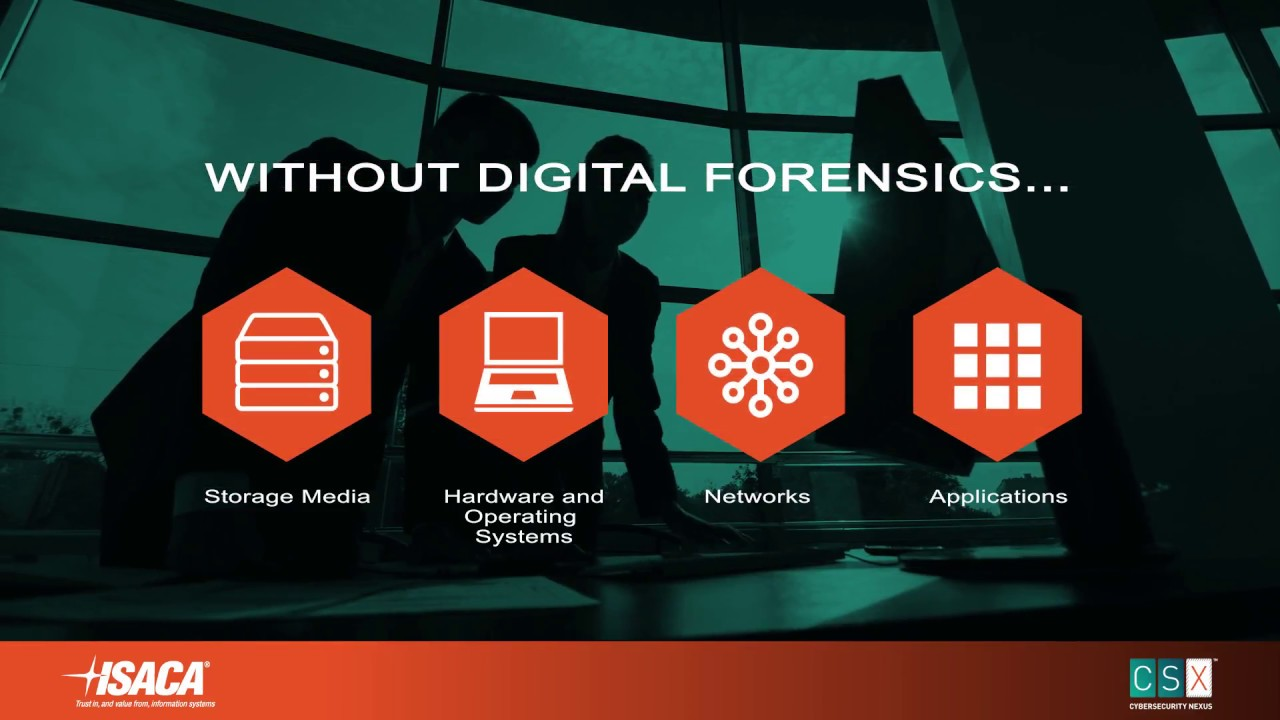 Overview Of Digital Forensics Youtube