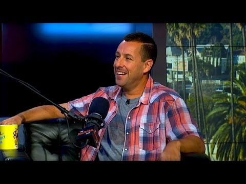 Adam Sandler sits down and talks everything from Michael Jordan to offering movie roles