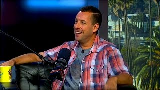 Adam Sandler Talks Everything from Michael Jordan on SNL, Rodney Dangerfield, Zumba, & More