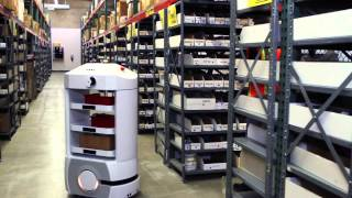 Introducing the Omron LD Mobile Robot (formerly Adept Lynx)