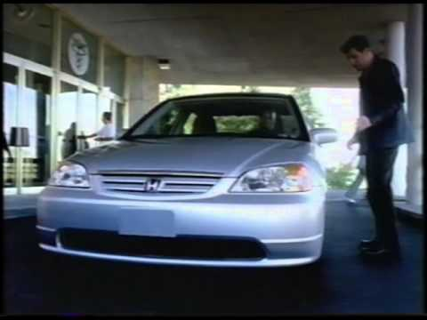 honda civic commercial youtube