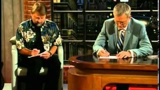 Die Harald Schmidt Show - Folge 0948 - 2001-06-28 - Jürgen von der Lippe, Uli Wickert