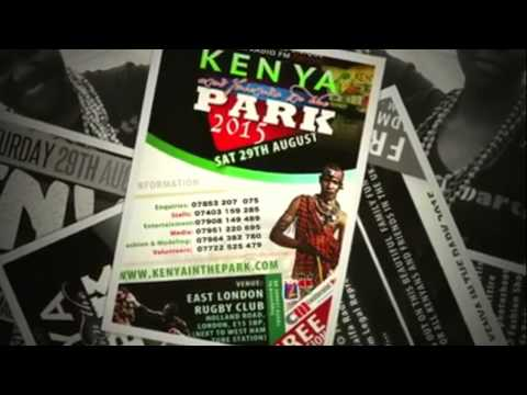 Kenya in the Park 2015 Event