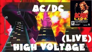 AC/DC - High Voltage (Live) - AC/DC Live: Rock Band Track Pack Expert Full Band