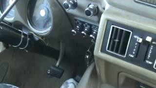 Dodge RV Cold Start Part 2