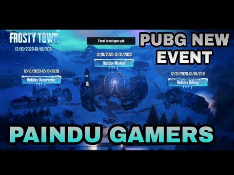 PUBG NEW EVENT