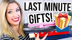 LAST MINUTE GIFT GUIDE 2015 || Easy DIYs & Gift Ideas under $50!!