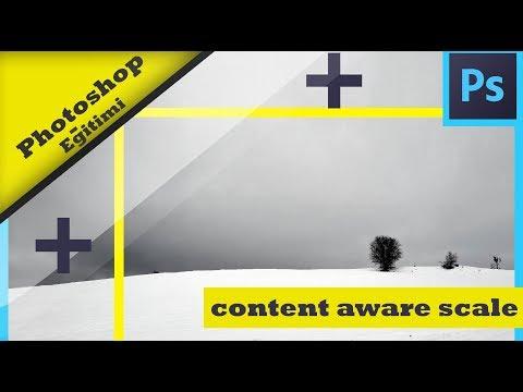 Adobe Photoshop Dersleri -Bölüm -26-fotoğrafı bozmadan fotoğrafı büyütmek
