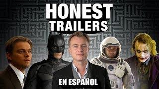 Cada Película de Christopher Nolan de Siempre - Honest Trailer en Español