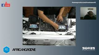 SERES Produções LIVE Streaming Guest - AfricanGroove - #002
