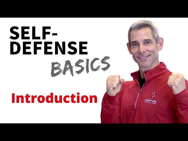 Self-Defense Basics Course