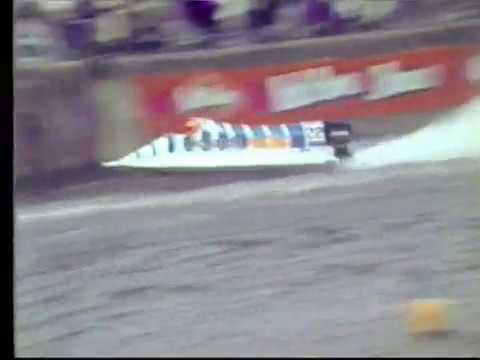 Powerboat Racing From Bristol Docks