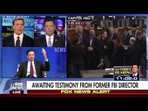 America's Newsroom: Chaffetz Previews Comey hearing, 6/8/17