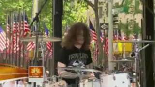 Fall Out Boy - What A Catch, Donnie - Live at the Today Show