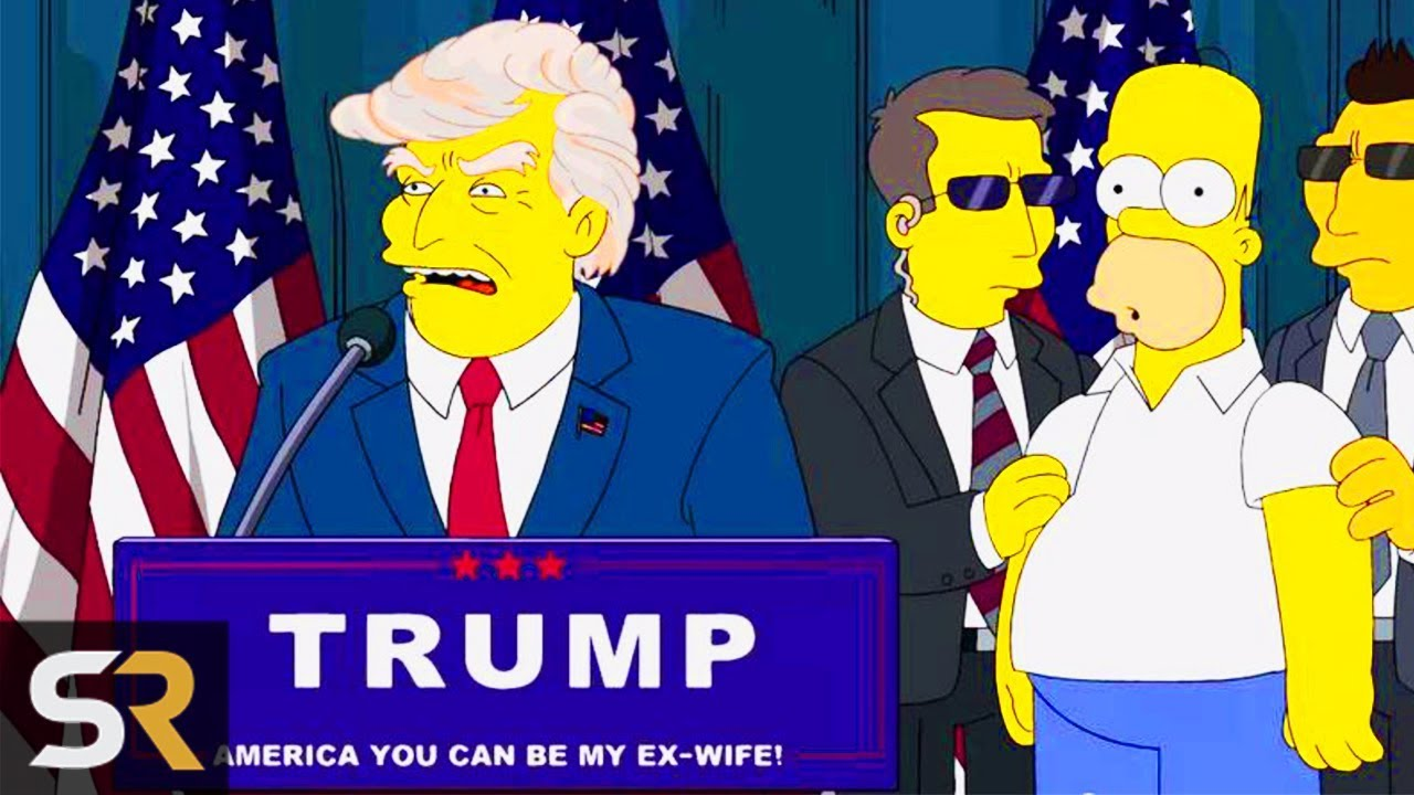 Download 10 Freaky Simpsons Predictions That Are Actually Easy To Explain