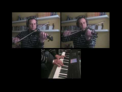 Son Do Ar - Luar na Lubre (Cover Violin-Keyboard)
