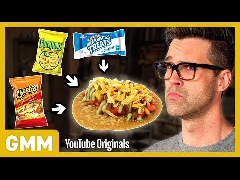 Vending Machine Tacos Taste Test