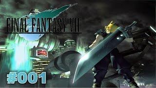 FINAL FANTASY VII [German/Remake] #001 - Die Gruppe AVALANCHE - Let's Play Final Fantasy 7