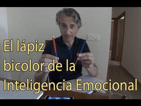 El lápiz bicolor de la inteligencia emocional: dinámica para defusionar pensamientos y sentimientos