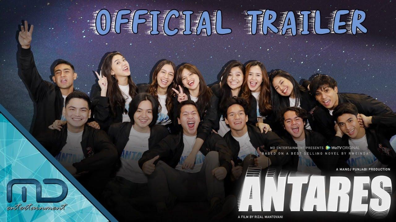 Link Antares WeTV dan Telegram