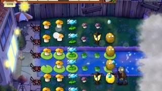 Zombies con Globos - Plantas contra Zombies