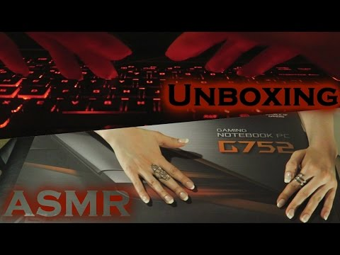 ASMR 💻 Unboxing Gaming Laptop ASUS 💻